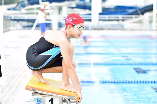 hiyou-swim